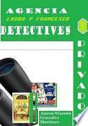 libro Agencia Laura Y Francesco, Detectives Privados
