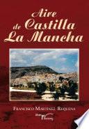 libro Aire De Castilla La Mancha