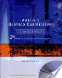 libro Análisis Químico Cuantitativo