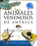 libro Animales Venenosos De América