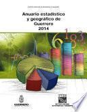 libro Anuario Estadístico Y Geográfico De Guerrero 2014