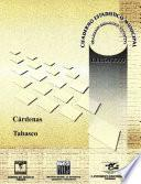 libro Cárdenas Estado De Tabasco. Cuaderno Estadístico Municipal 2000