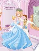 libro Cenicienta Libro Para Colorear 1