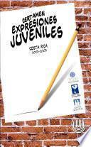 libro Certamen Expresiones Juveniles