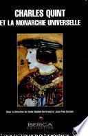 libro Charles Quint Et La Monarchie Universelle
