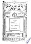 libro Cigar Makers  Official Journal