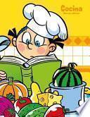 libro Cocina Libro De Colorear 1