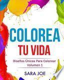libro Colorea Tu Vida