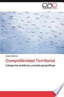 libro Competitividad Territorial