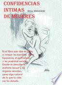 libro Confidencias Intimas De Mujeres