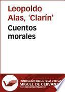 libro Cuentos Morales