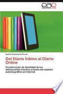 libro Del Diario Intimo Al Diario Online