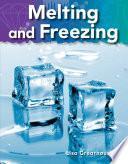 libro Derretirse Y Congelarse (melting And Freezing)