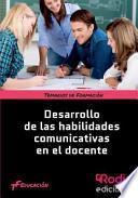 libro Desarrollo De Las Habilidades Comunicativas En El Docente
