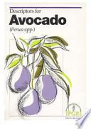 libro Descriptores Para Aguacate (persea Spp.)