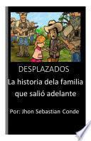 libro Desplazados