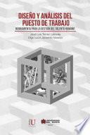libro Diseño Y Análisis Del Puesto De Trabajo