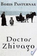 libro Doctor Zhivago