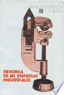 libro Economía De Las Empresas Industriales