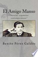 libro El Amigo Manso