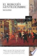 libro El Burgues Gentilhombre