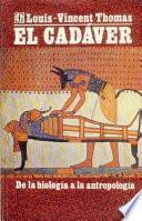 libro El Cadáver