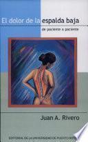 libro El Dolor De La Espalda Baja