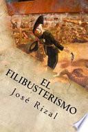 libro El Filibusterismo