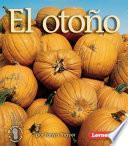 libro El Otoño (fall)