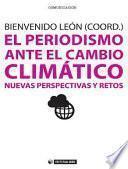 libro El Periodismo Ante El Cambio Climático