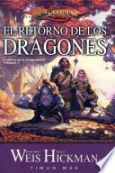 libro El Retorno De Los Dragones