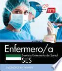 libro Enfermero/a. Servicio Extremeño De Salud. Simulacros De Examen