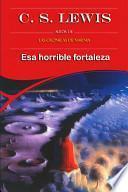 libro Esa Horrible Fortaleza