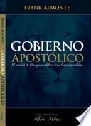 libro Gobierno Apostólico