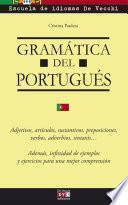 libro Gramática Del Portugués