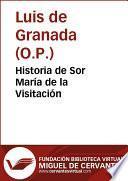 libro Historia De Sor María De La Visitación