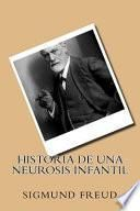 libro Historia De Una Neurosis Infantil (spanish Edition)