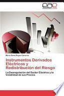 libro Instrumentos Derivados Eléctricos Y Redistribución Del Riesgo