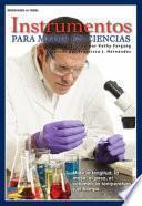 libro Instrumentos Para Medir En Ciencias