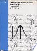 libro Introducción A La Estadística En Psicología