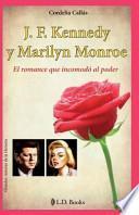libro J. F. Kennedy Y Marilyn Monroe