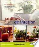 libro Jardines De Interior