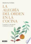 libro La Alegría Del Orden En La Cocina