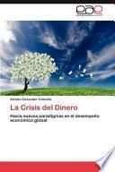 libro La Crisis Del Dinero