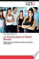 libro La Fisioterapia En Salud Mental