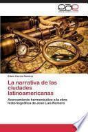 libro La Narrativa De Las Ciudades Latinoamericanas