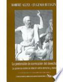 libro La Pretensión De Corrección Del Derecho
