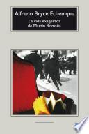 libro La Vida Exagerada De Martín Romaña