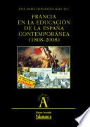 libro Las órdenes Y Congregaciones Relifiosas Francesas Y Su Impacto Sobre La Educación En España. Siglos Xix Y Xx