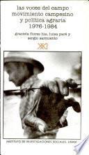 libro Las Voces Del Campo